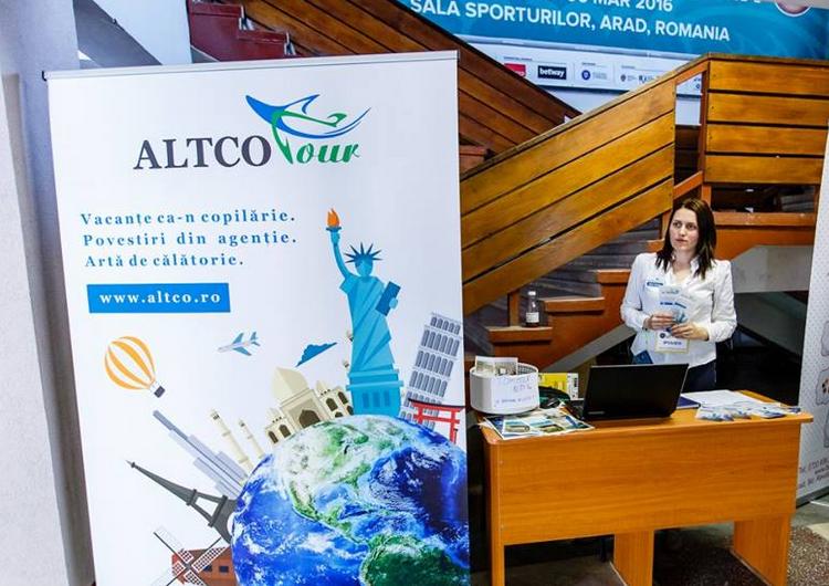 Stand ALTCO Tour TFF 2017